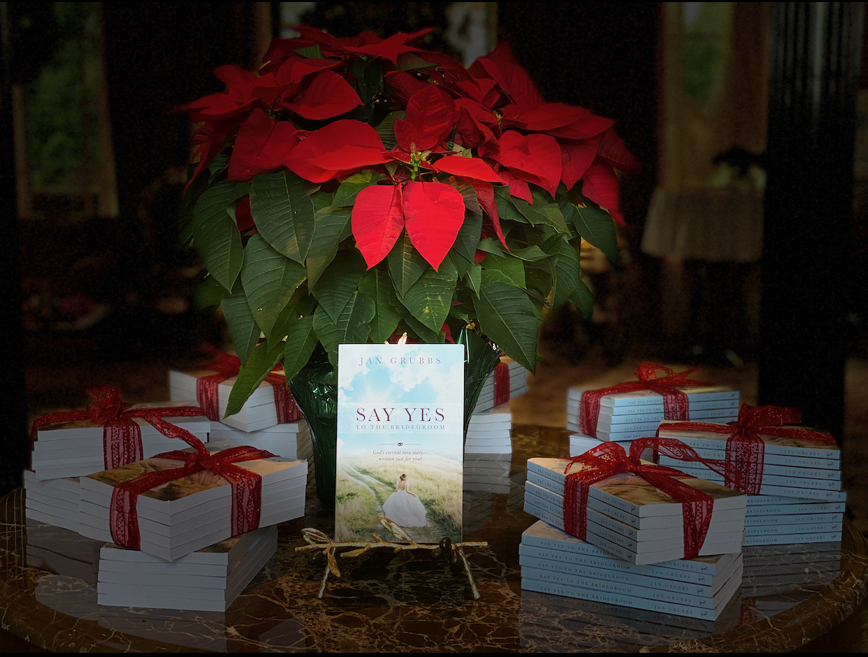 Say Yes to the Bridegroom - Christmas Gifts!